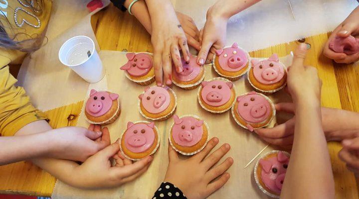 KinderfeestjeCupcakes
