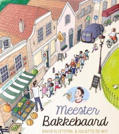 Meester Bakkebaard Kinderboekenweek Jeugdland