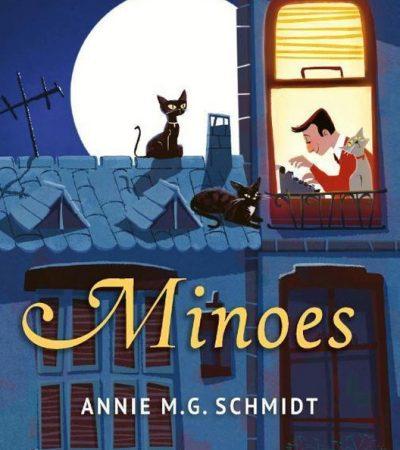 Minoes Kinderboekenweek Jeugdland
