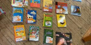 Nieuwe Kinderzwerfboeken Jeugdland